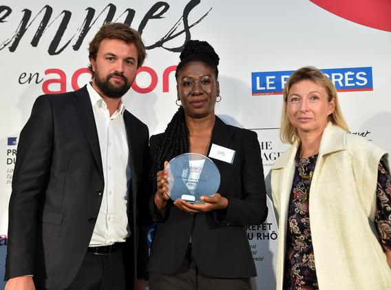 Trophée Femme d'Audace
