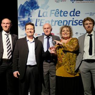 Trophée de la Transmission d'Entreprise