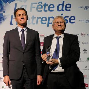 Trophée du chef d'entreprise de l'année