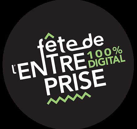 Logo fete entreprise 2021 digital - sans