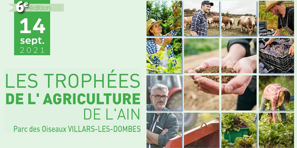 Trophées de l'agriculture de l'Ain