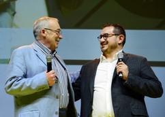 Serge et Éric Garcin (Pro Armature)