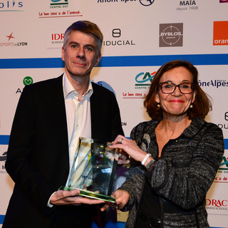 Trophée Made In Rhône-Alpes