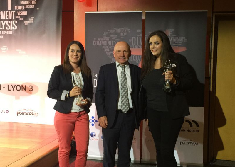 Trophée Coup de Coeur du Jury