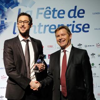 Trophée de la Responsabilité Sociétale de l'Entreprise