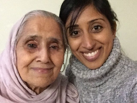 Lessons from my Grandmother: The Sister-versary of Cancer.