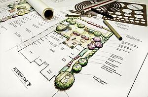 Ландшафтный дизайн Пенза
