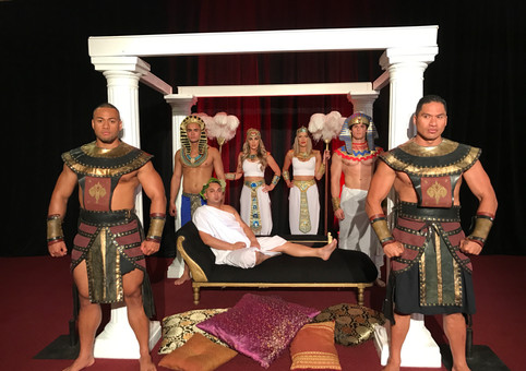 Auckland Live Egyptian Event and Performance