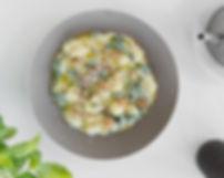 porcini pansotti pasta italian food