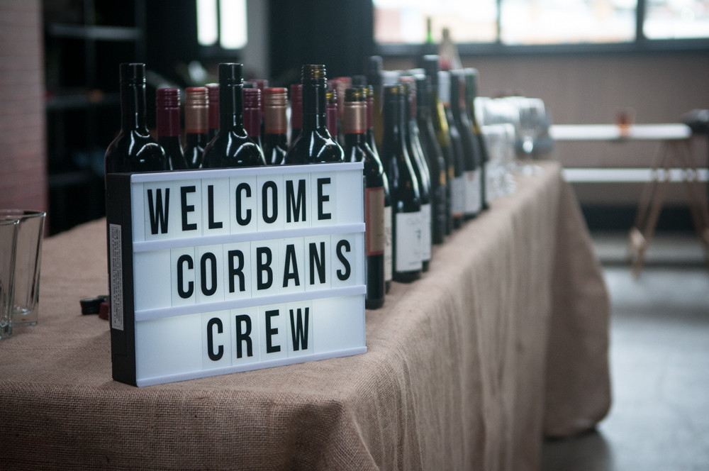 Corbans Winery Event