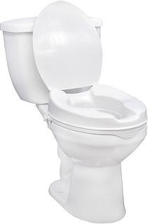 12063 Rehausseur de toilette avec couver