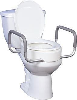 12402 Rehausseur de toilette avec bras.j