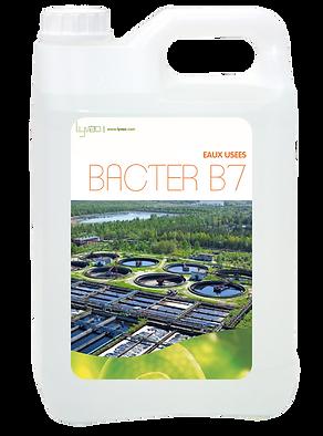 Bacter B7 - Traitement biologique des eaux usées - Lyveo - bacs à graisse