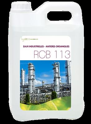 RCB 113 : Traitement biologique des matières organiques