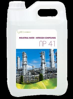 NP 41: Biological nitrogen compounds treatment