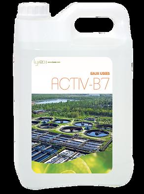 Activ B7 - activateur biologique pour le traitement des eaux usées - Lyveo - bacs à graisse