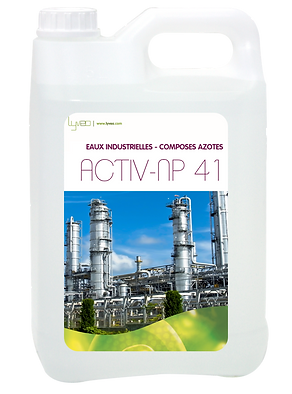 ACTIV-NP 41 : Activateur biologique pour le traitement des composés azotés