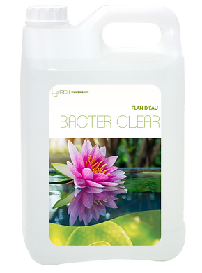 BACTER Clear : Traitement biologique des plans d'eau - Lyveo