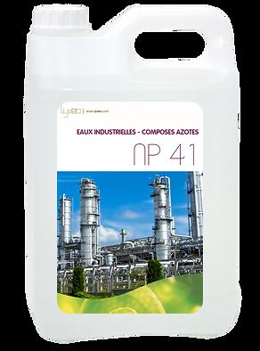 NP 41 : traitement biologique des composés azotés