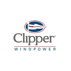 clipper wind power logo