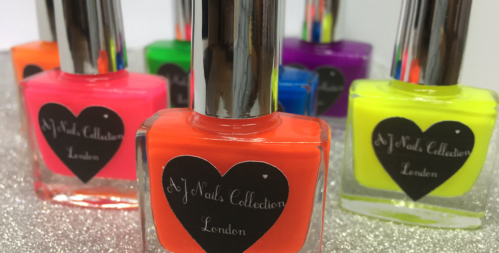 Complete Neon Collection (5ml)