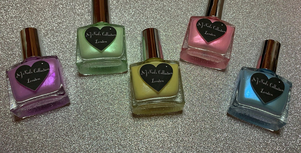 Complete Pastel Collection (10ml)