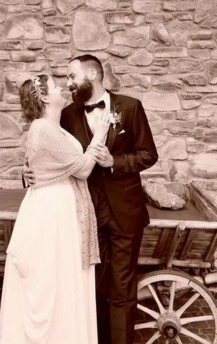 Wedding Vintage Style Shooting