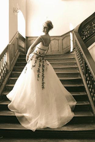 Braut im Schloss lovingmemories