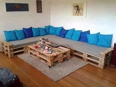 Moveis de Pallet - Design Interiores