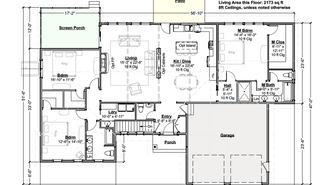 Tennyson Expanded Floor Plan