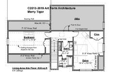 Merry Tiger Premier Gold Second Floor Plan
