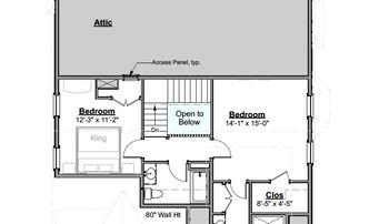 Braemar Second Floor