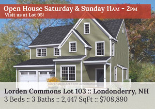 Lot 103 Lorden Commons, Londonderry, NH