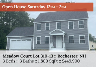 Lot 310-13 Meadow Court, Rochester, NH