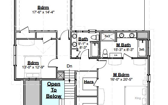 Millay Second Floor