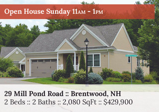 29 Mill Pond Road, Brentwood, NH