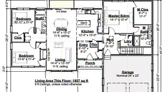 Bonnie Ranch Floor Plan
