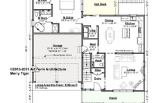 Merry Tiger Premier Gold First Floor Plan