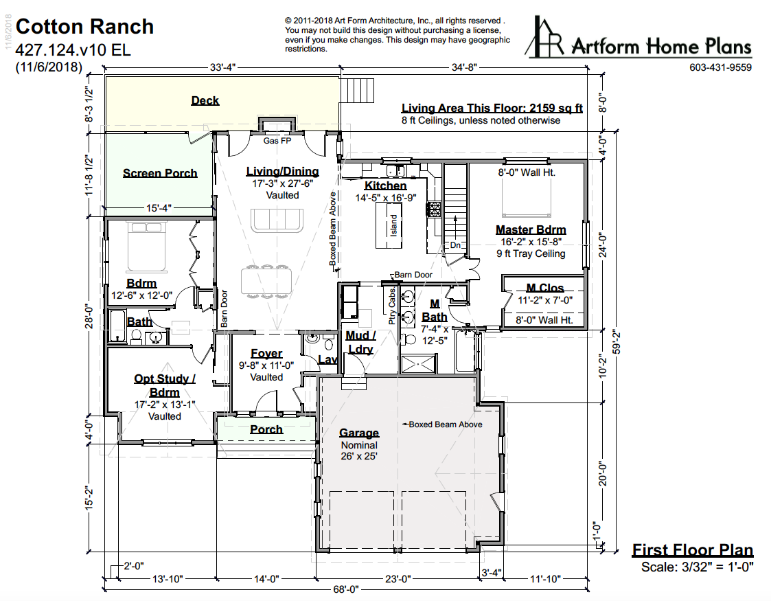 Cotton Ranch Floor Plan