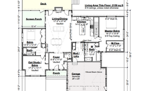 Cotton Ranch Floor Plan
