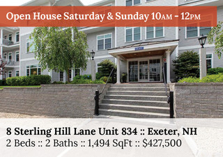 8 Sterling Hill Unit 834, Exeter, NH