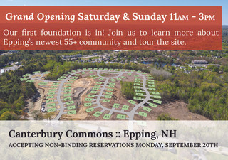 Canterbury Commons, Epping, NH