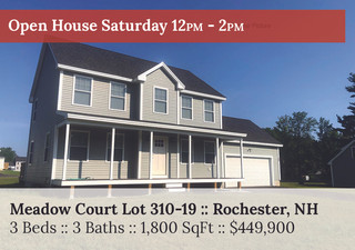 Lot 310-19 Meadow Court, Rochester, NH
