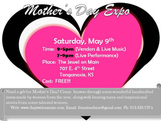 F.A.M.E Mother's Day Expo/Bazaar