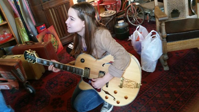 Found a New Guitar