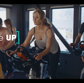 Fitness Commercial