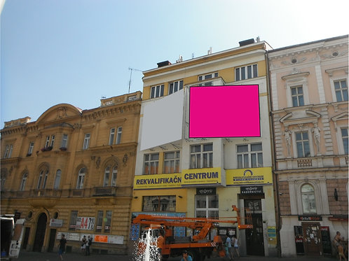 Plzeň - Americká 4 - PRAVÁ