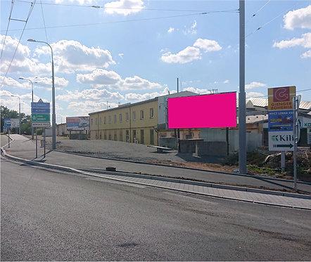 Plzeň - Domažlická - Billboard 01