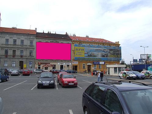 Plzeň - Palackého náměstí 25