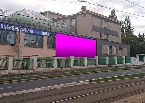 Plzeň - Karlovarská 81 - pravá plocha CD HOTEL